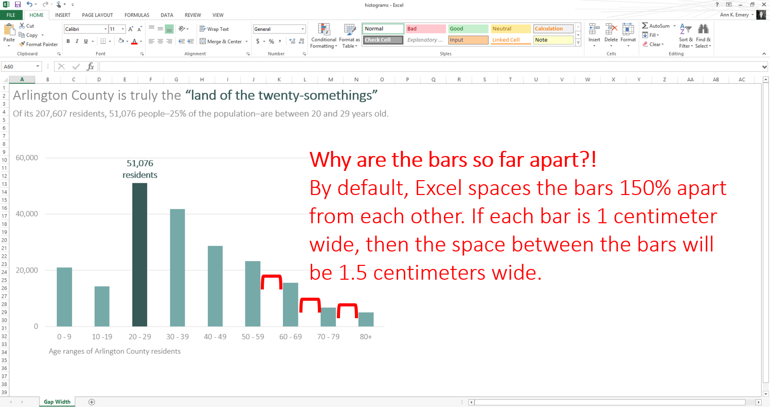 bar chart in excel 2007 pdf
