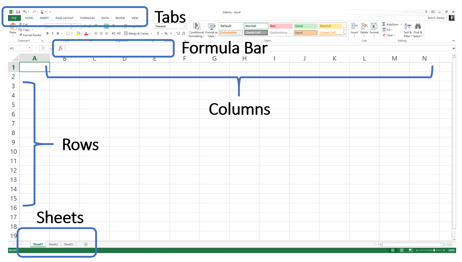 The Absolute Beginner's Guide to Spreadsheets