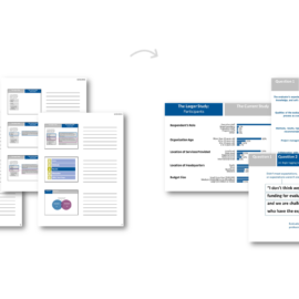 What Type of Handouts Will Accompany Your Presentation?