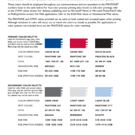 How to Find Your Custom Color Codes with a Style Guide (and Decode the Jargon)
