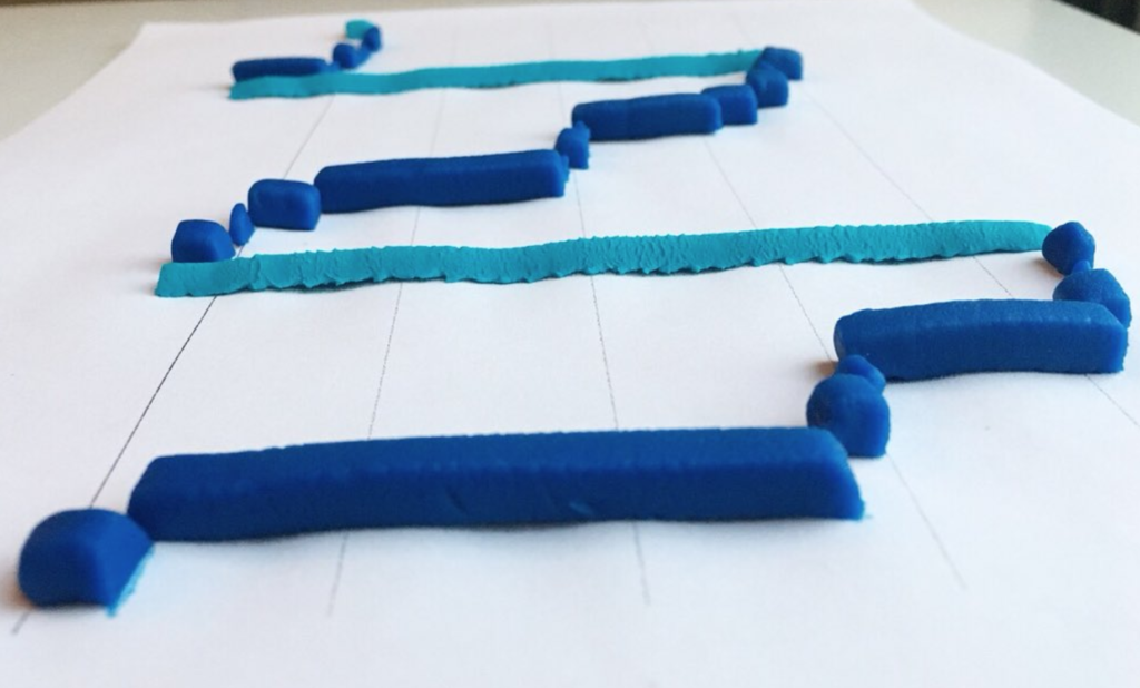 Amy Cesal on #DayDohViz: Play-Doh as a Tool for Data Visualization